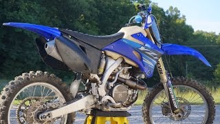 NEW 450 DIRT BIKE!