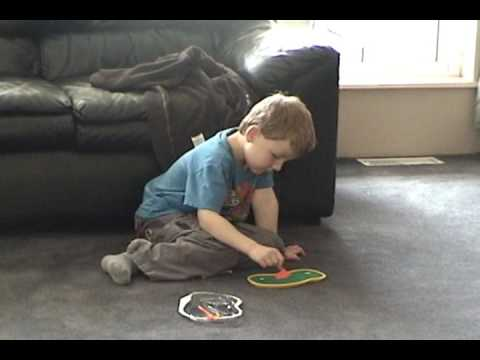 Our son living with tourette syndrome
