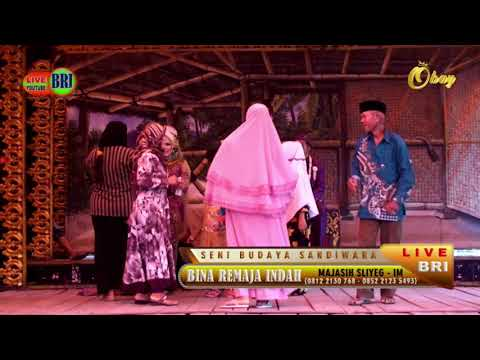 GENTENAN LANANG | SANDIWARA BRI LIVE SUKAMELANG PILANGSARI - 22 OKTOBER 2017