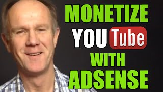 How To Monetize YouTube Videos Using Google Adsense