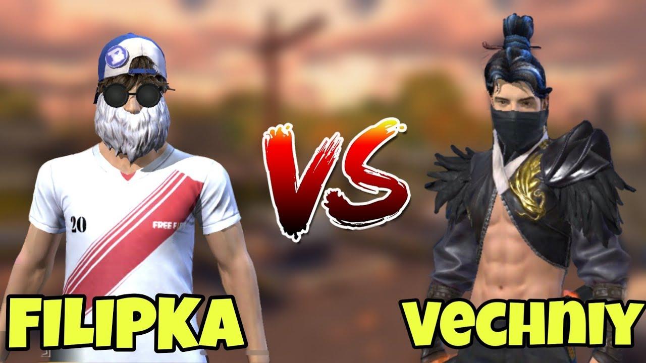 Filipka vs Vechniy / NEGATIVE