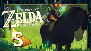 MAJORAS MASKE ENTTÄUSCHT mich! 🌳 THE LEGEND OF ZELDA BREATH OF THE WILD 🌳 #5