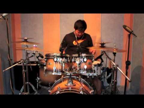 NaufalMF - Jason Mraz - Make it mine (Drum Cover)