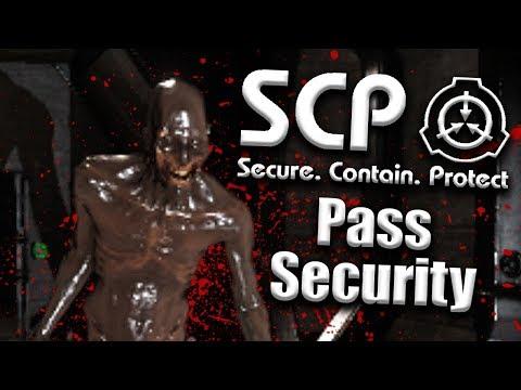 SCP: Pass Security