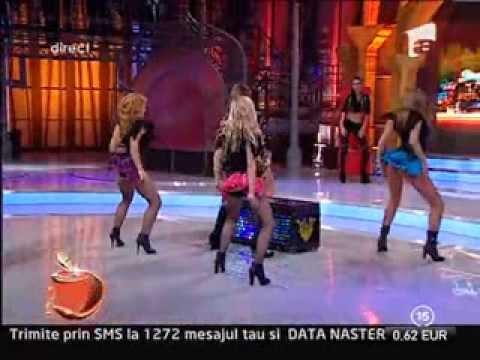 Anna Lesko - Ia-ma @ Un Show pacatos - YouTube
