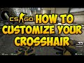 CSGO: How To Change Your Crosshair 2019! (STILL WORKS)