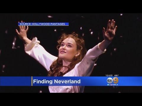 Peter Pan, Tinkerbell Take Flight In Hollywood