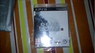 Unboxing Dead Space 3 Limited Edition [Español]