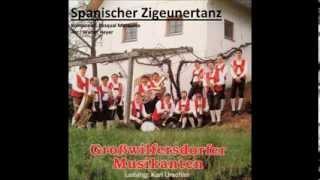 Spanischer Zigeunertanz