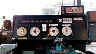 名鉄6815F モ6915 運転台定点観測
