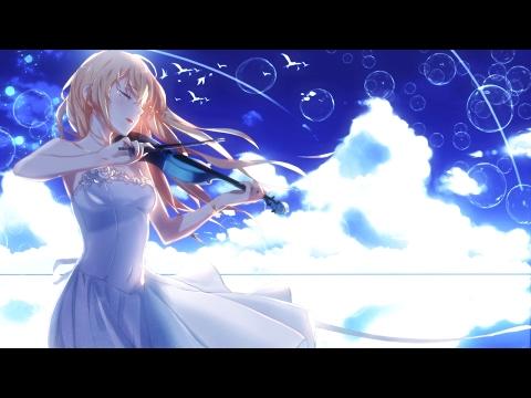Shigatsu Wa Kimi No Uso OST - 1 Hour Beautiful Relaxing Piano Music (四月は君の嘘 Soundtracks)