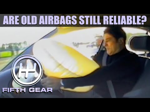 Are old airbags safe? | Fifth Gear