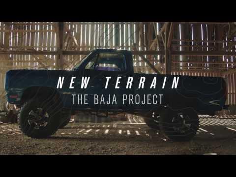 New Terrain: The Baja Project Episode 1