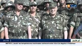 قايد صالح: الجيش لن يتوانى في الحفاظ على الطابع الجمهوري للجزائر