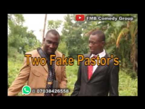 Download An igala latest best comedy ever Titled:-Two fake pastors.