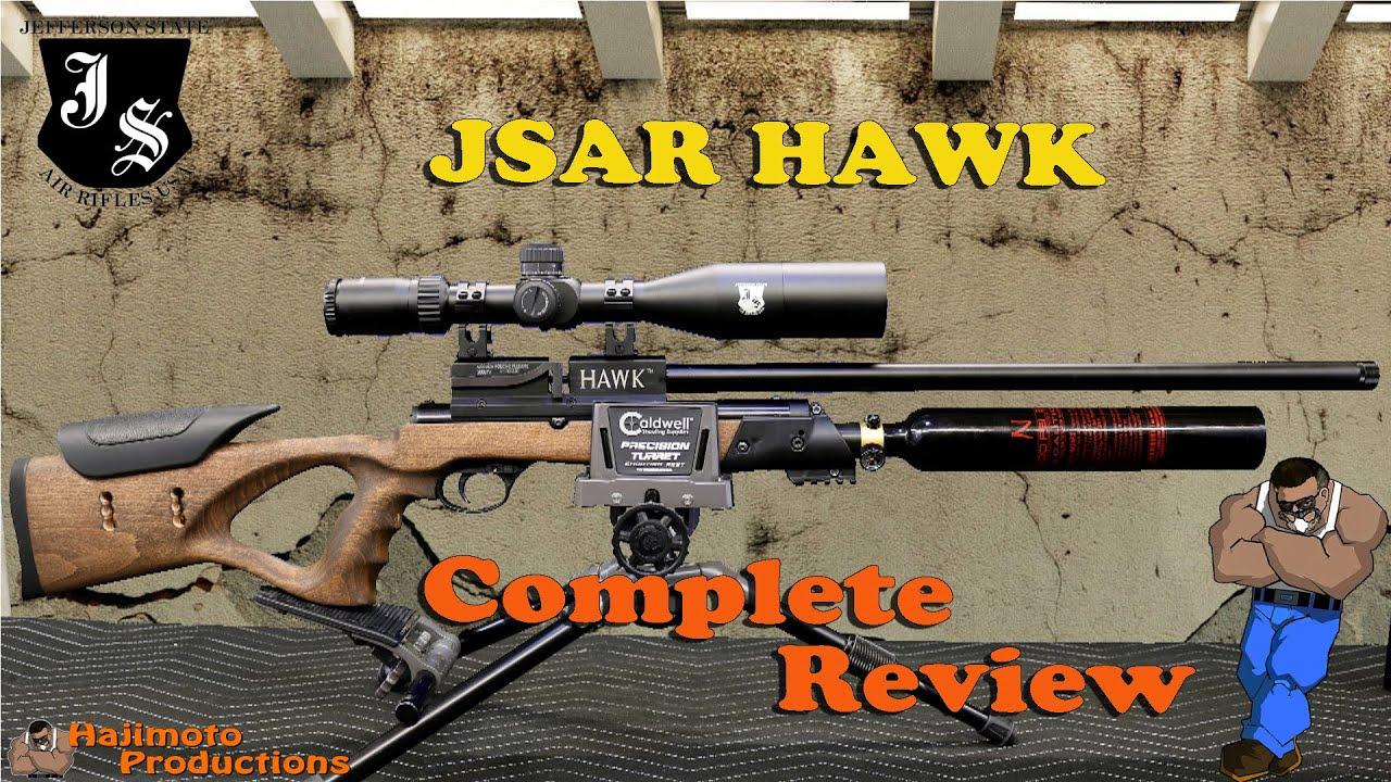 JSAR HAWK: Complete Review