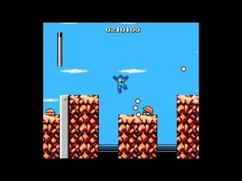 Mega Man Reloaded - Part 1 - Joe Man's Origins?!