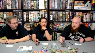 Review of Kaiju Crush by Fireside Games