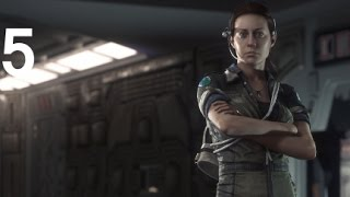 ➜ Alien: Isolation Let's Play Part 5: Missing Crew [Hard]