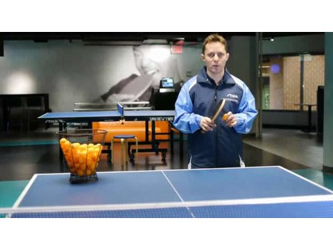 How to Return a Table Tennis Serve  Ping Pong
