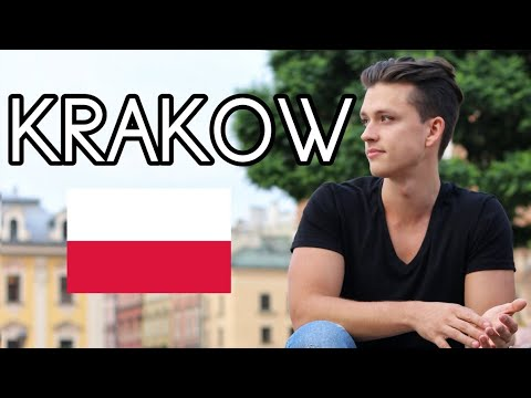First Impression of Poland! Travel to Krakow 2018 / Did we like it?