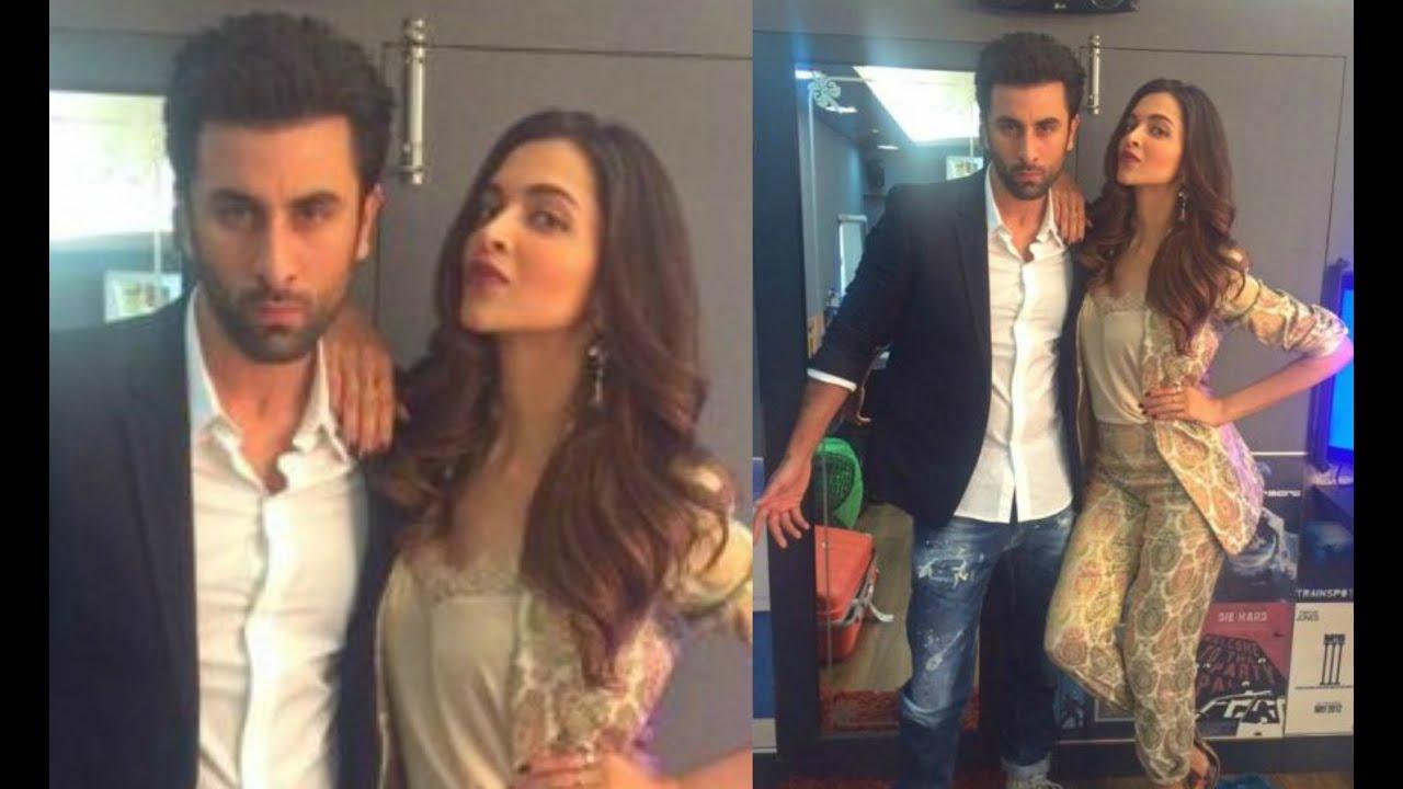 Deepika Padukone And Ranbir Kapoor Hot At Tamasha ...