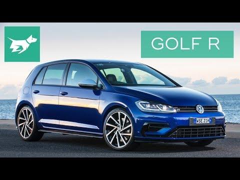 2018 Volkswagen Golf R Review Mk 7.5