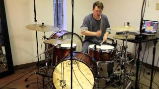 Dredg - The Tanbark is Hot Lava Drum Cover