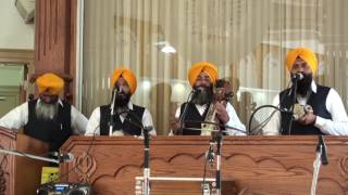 162 Nirmal Singh Noor Dhadi Jatha Gurdwara Mill Woods Edmonton