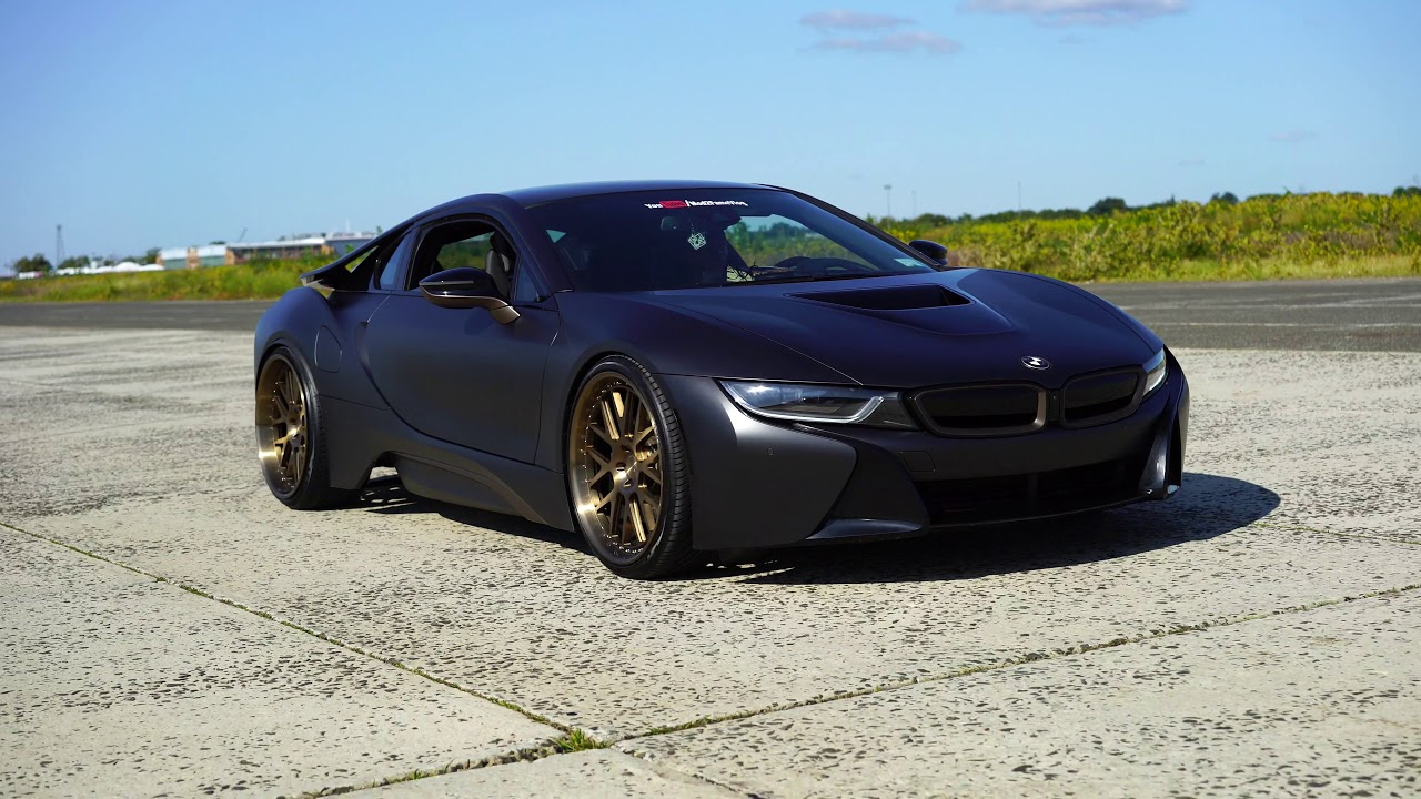 Super Mean Bmw I8 Modified Feature Youtube