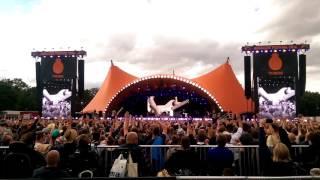 Dizzy Mizz Lizzy Live - Silverflame - Live @Roskilde