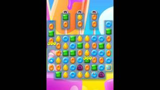 Candy Crush Jelly Saga Level 198 No Boosters