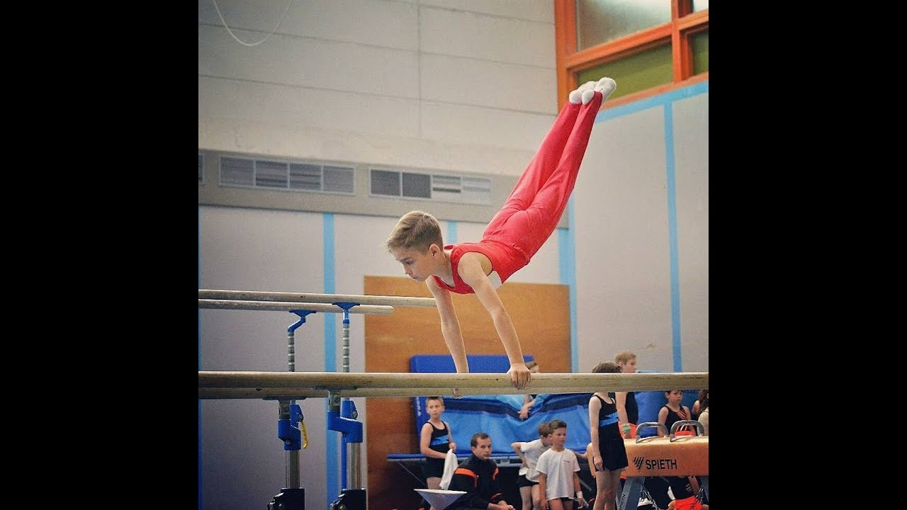 Bogdan 9-10 years Gymnastics