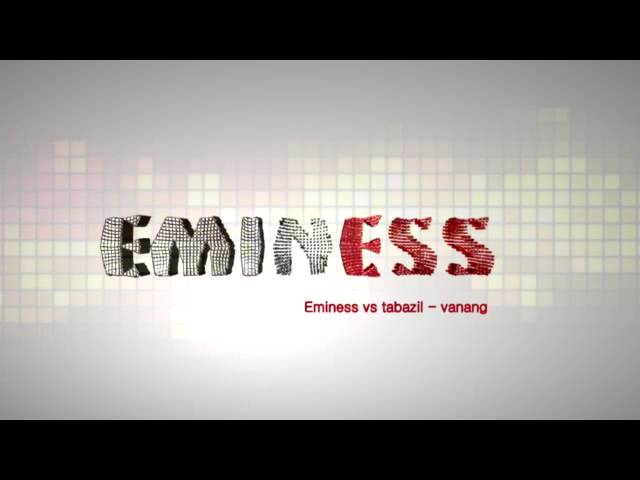 Eminess vs tabazil   vananga {  prod by nuno & denovo producoes  Cr-H2 web #1