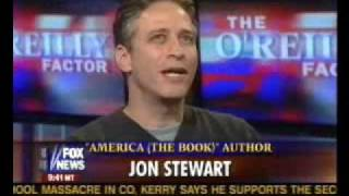 Jon Stewart on The O