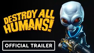 Destroy All Humans! Remake - Official Release Date Trailer