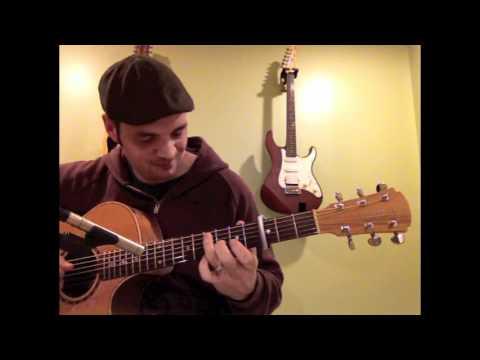 """Songbird"" (Fleetwood Mac) -- Solo Acoustic Instrumental Guitar"
