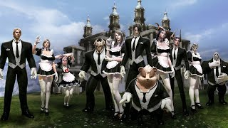 TERA: Maid in Heaven Outfits