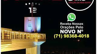 Oração da Meia Noite 14/02/20 com Pastor Ivan Dias