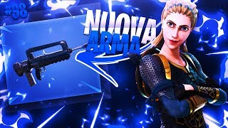 LIVE SU FORTNITE E CAZZEGGIO#98!, By kekkobomba- New weapon :)