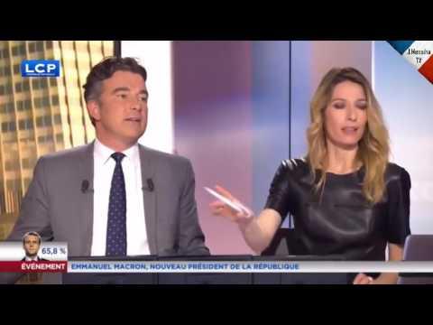 Jean MESSIHA démasque l'eurolâtre Jean-Louis Bourlanges sur LCP