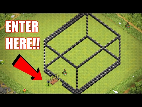 Thumbnail: ENTER IF YOU DARE!!😀DEATH BOX!!😀Clash Of Clans