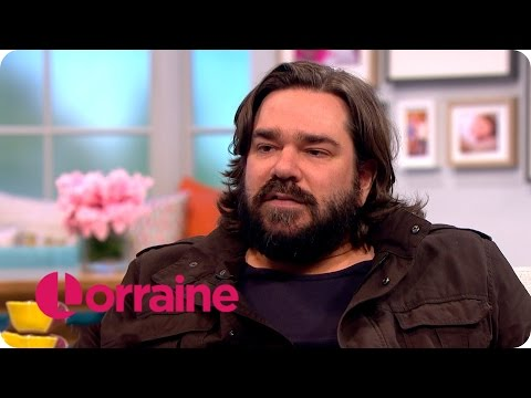 Matt Berry On His New Series Of Toast Of London | Lorraine