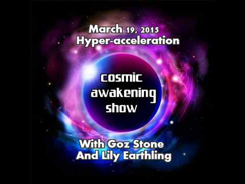 Lily Earthling - Hyper-acceleration with Goz Stone 19 March 2015
