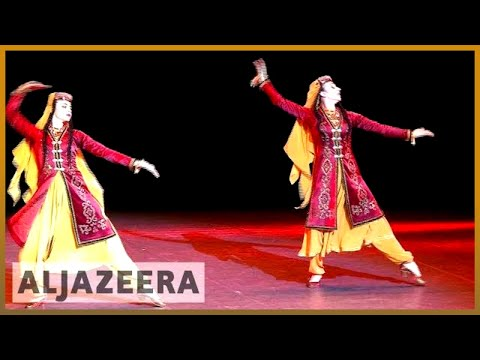 Igor Moiseyev ballet performs for the first time in Qatar