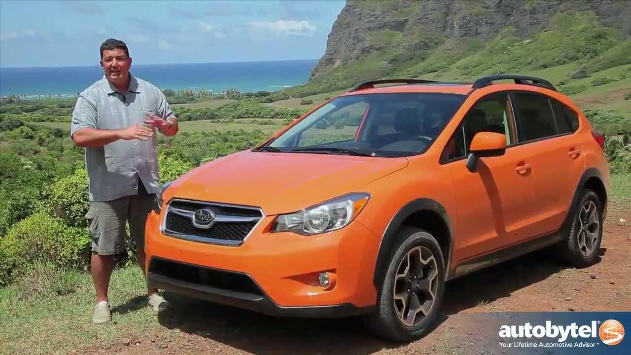 2017 Subaru Xv Crosstrek Car Video Review