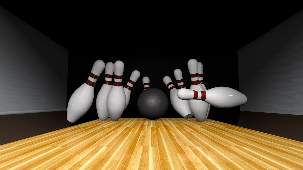 5 Pin Bowling Youtube Central Heating Wiring Diagrams Following Ball Down The Lane For A Strike