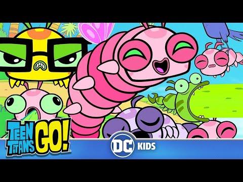 Teen Titans Go! | Silkie's Super Adventures | DC Kids |