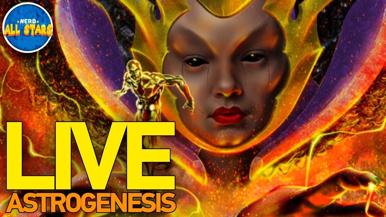 LIVE: O QUE É ASTROGENESIS