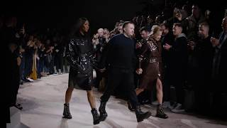 The Louis Vuitton Men's Fall-Winter 2018 Fashion Show